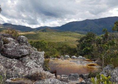 Cachoeira Dois Córregos (Coca-cola)