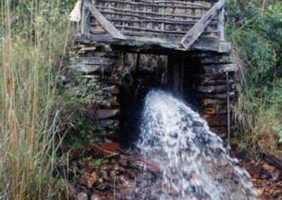 Moinho D_água em operação